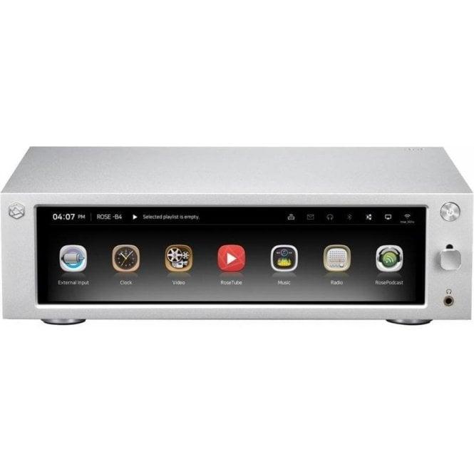Hi Fi Rose RS201 E Streaming DAC Amplifier