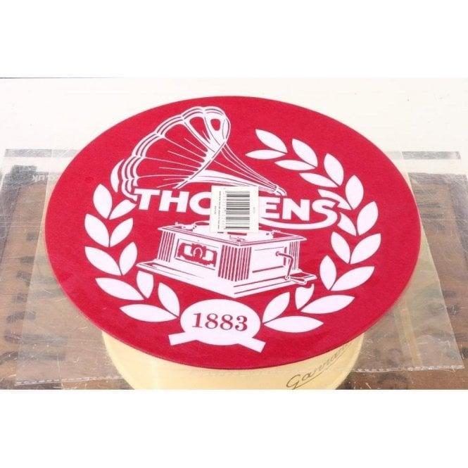 Thorens Logo Felt Mat