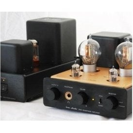 HP 205D Headphone Amplifier