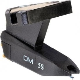 OM 5S Moving Magnet Cartridge