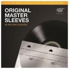 Original Master Record Inner Sleeves (Pack of 50)