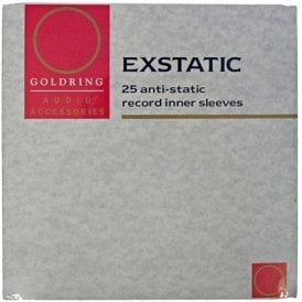 Exstatic Record Inner Sleeves (Old Style)
